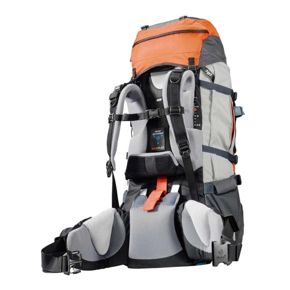 first look cost charm best place Deuter Aircontact Pro 55+15SL – coffee black – UFL