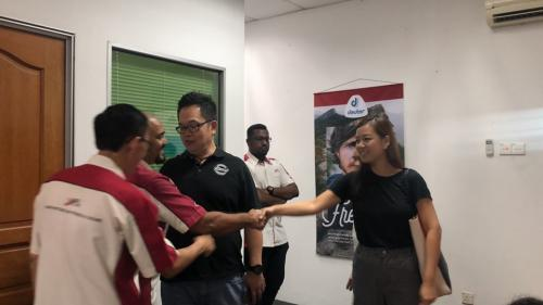 Memorandum Persefahaman Sukan Di Antara UFL Sdn Bhd  UPSI (1)