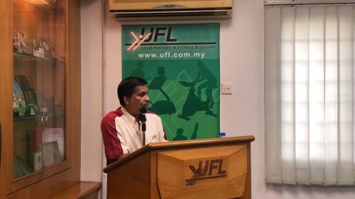 Memorandum Persefahaman Sukan Di Antara UFL Sdn Bhd  UPSI (5)